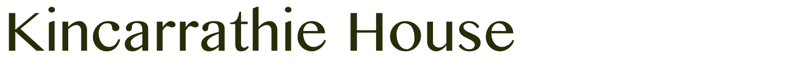 Kincarrathie House Logo